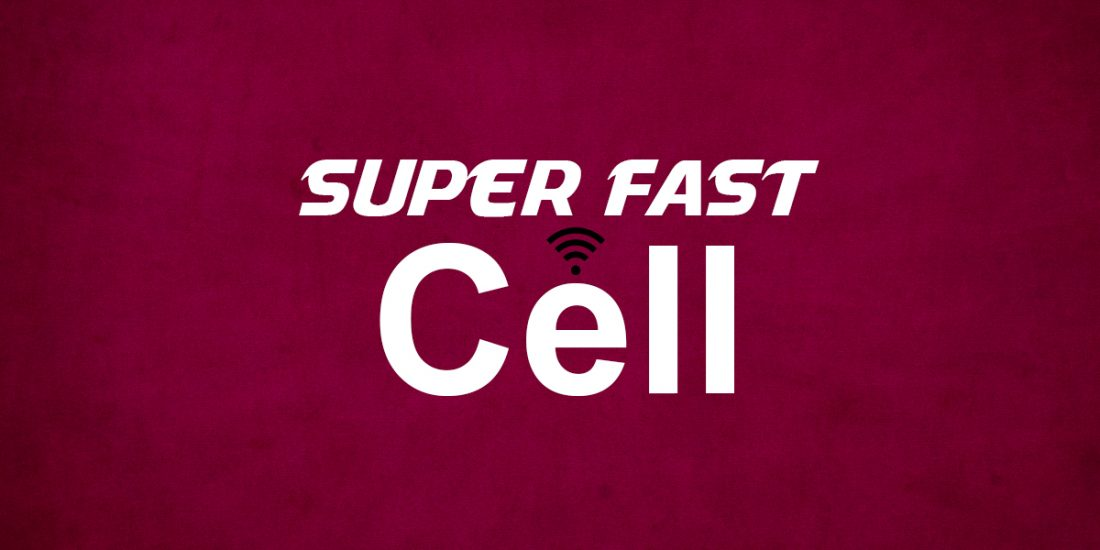 super fast cell