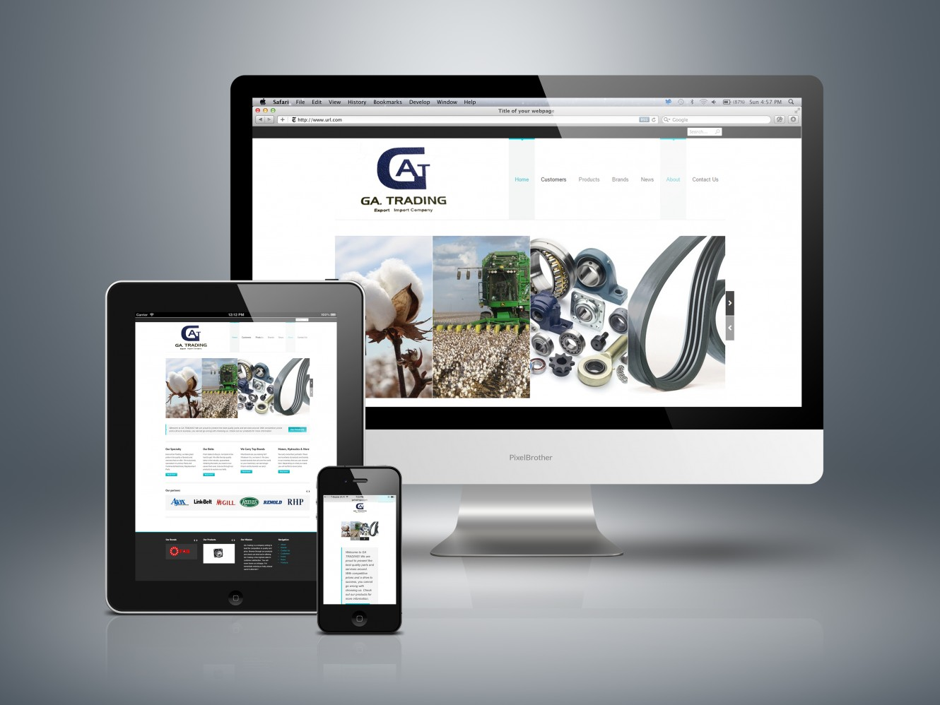 firsthand designs web design