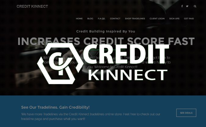 web design tampa credit kinnect