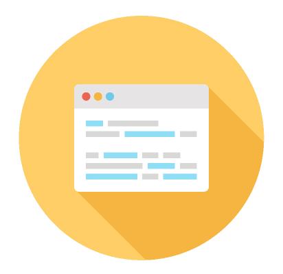 3 page web design