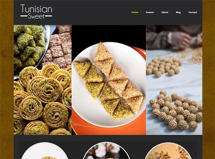 tunisian sweet